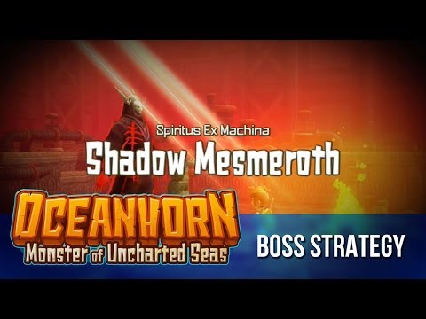 Oceanhorn walkthrough: Shadow Mesmeroth boss battle strategy