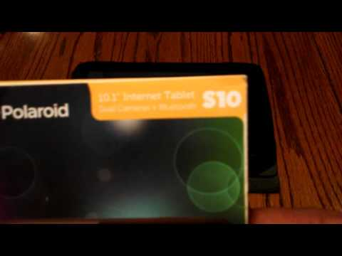 Polaroid s10 tablet