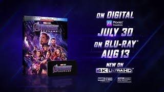 Download Marvel Studios' Avengers: Endgame | On Digital 7/30 & Blu-ray 8/13 Video