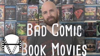 Download Comic Relief Ep 2 - Bad Comic Book Movies Video