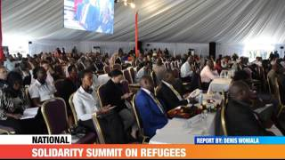 #PMLive: SOLIDARITY SUMMIT ON REFUGEES ~ #UGSolidarity