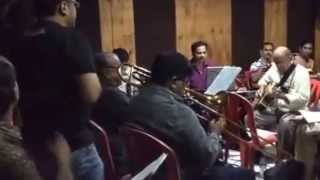 Humrahi rehearsal R D Burman show for 8th February 2015