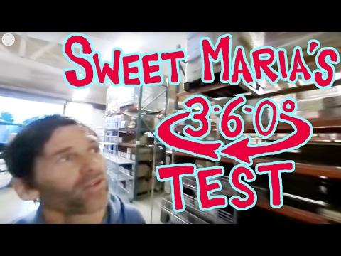 Sweet Maria's 360 Test