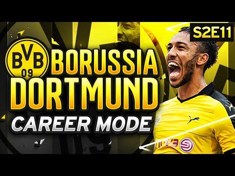FIFA 16 Dortmund Career Mode - MOST INCREDIBLE UCL SEMI FINAL! - S2E11