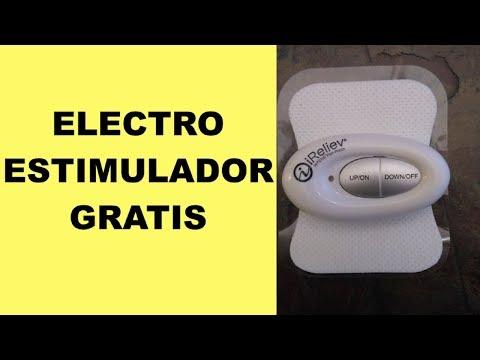 Electroestimulacion Muscular - Electroestimulador TENS GRATIS