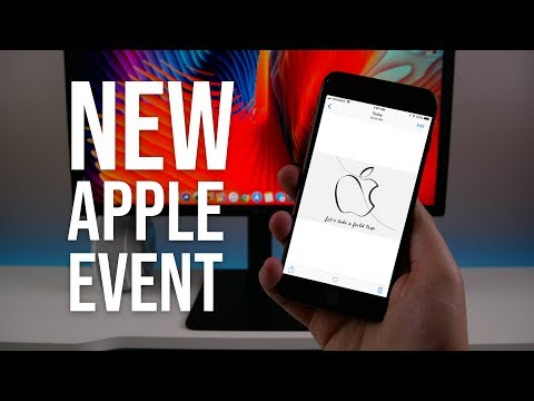 Apple Event Announced! March 27th - New iPads, MacBooks, & More!