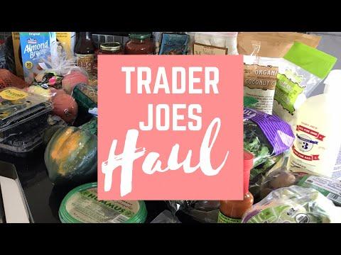 Trader Joe's Haul || Clean Eating