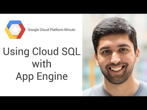 Using Google Cloud SQL with App Engine