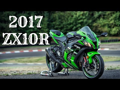 FIRST RIDE and REVIEW | 2017 KAWASAKI ZX10R