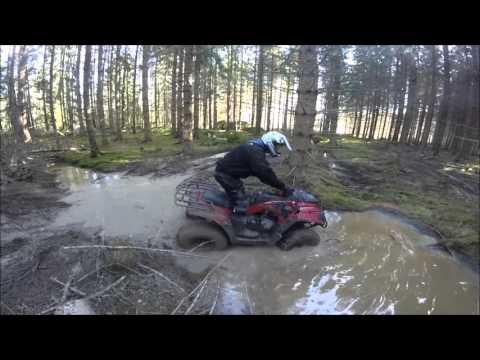 Atv Mudding Sweden (Crash)