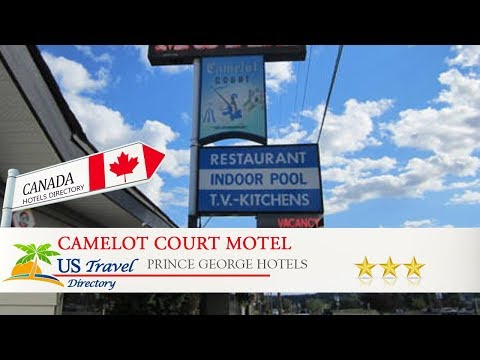 Camelot Court Motel - Prince George Hotels, Canada