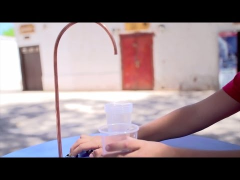 This Incredible Machine Pulls Clean Drinking Water Out of Thin Air