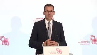 Poland Daily News - Polish President Andrzej Duda inaugurates Poland's V4 presidency