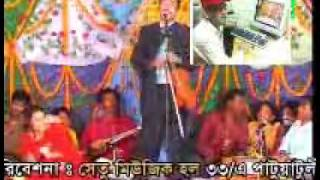 pala gaan pagol monir  and  lipi  sorkar  স্বামী স্রী পাঠ5