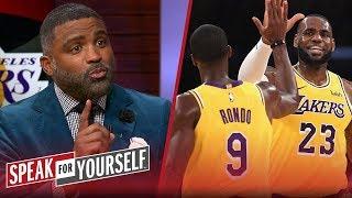 Cuttino Mobley talks Lakers win vs. Celtics & Pelicans shouldn