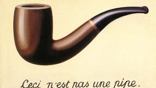 ASMR - The Treachery of Images by Magritte