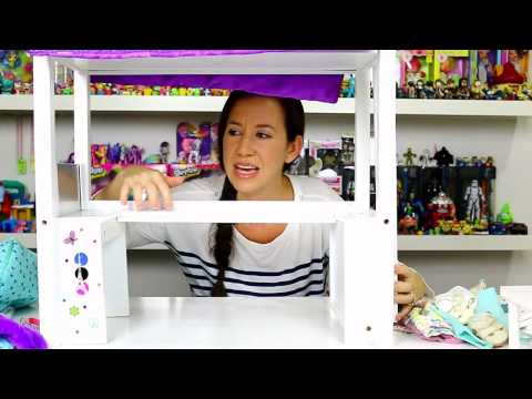 Holly's Doll Haul American Girl Journey Girls Our Generation