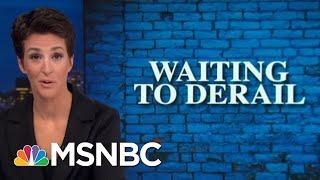 President Trump Pushes Lawyer Who Repped Russian Alfa Bank For Key DoJ Post | Rachel Maddow | MSNBC