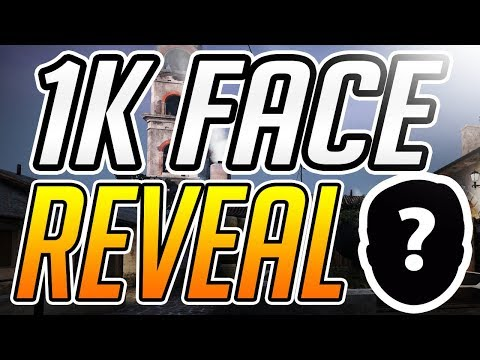 1K FACE REVEAL?!? (Thank you for 800 and 900 subs)
