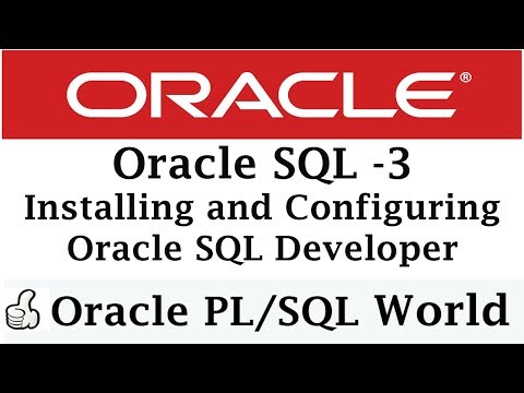 How to Install SQL Developer on Windows | Oracle Tutorials for Beginners