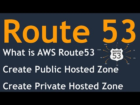 Create your own free private hosted domain using AWS Route 53