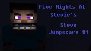 FIVE NIGHTS AT STEVIE