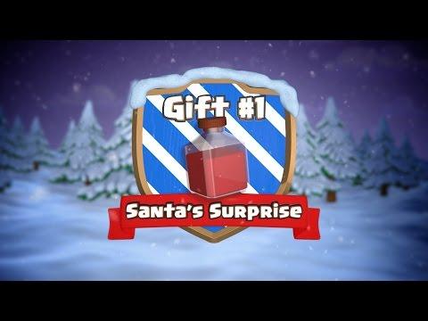 Clash of Clans | Santa's Surprise (Clashmas Gift #1)