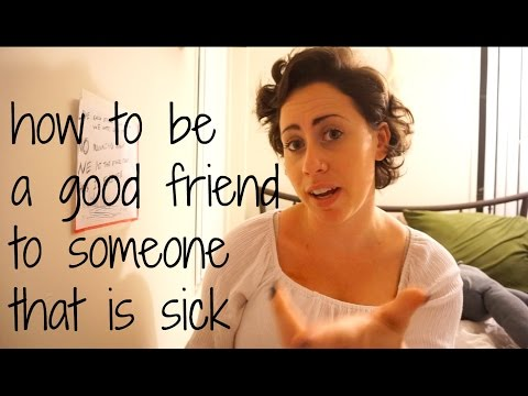 How To Be A Good Friend To Someone With Cancer