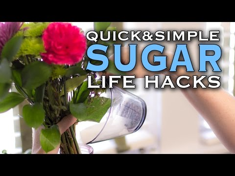 Awesome Sugar Life Hacks You Should Know