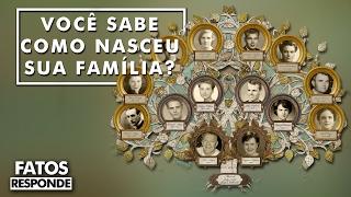 Como descobrir quem são seus antepassados?