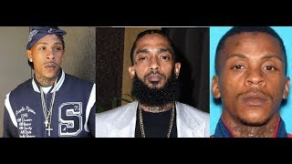 Nipsey Hussle Suspected Killer Was A man who was in the same Gang as him. Police Issue Warrant.