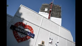 Grenfell Tower inquiry – watch live