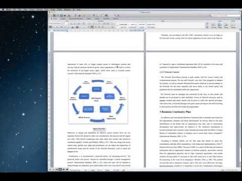 How to Create a List of Figures and Tables in Word - Mac