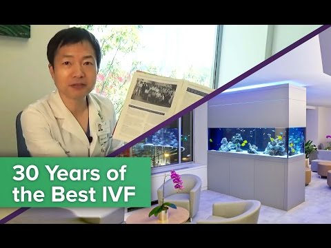 30 years of IVF New Hope Fertility Center NYC