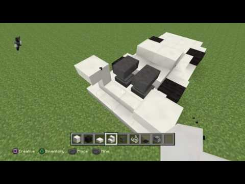 Minecraft ps4: how to make a car