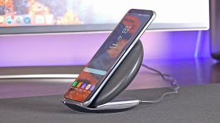Samsung Convertible Wireless Charger: Unboxing & Review