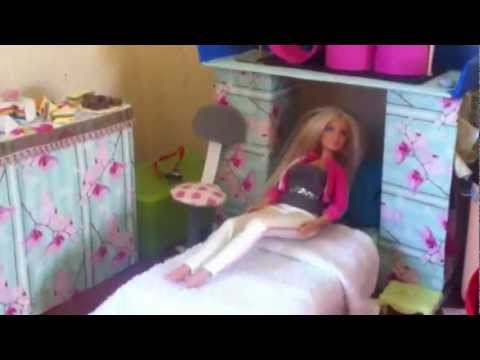How to Make a Doll Loft Bed