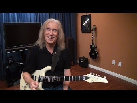 Speed and Accuracy for Lead Guitar