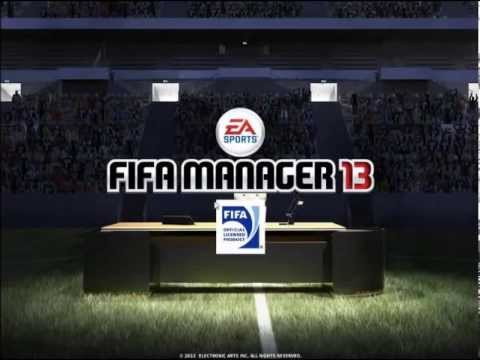 Change your world - FIFA Manager 13