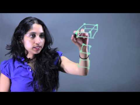 How to Build Geometric Solids With Marshmallows & Toothpicks : Fractions & Other Math Tips