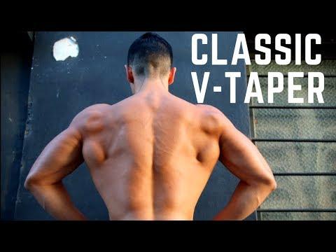 Bigger Back | Wider Lats | Classic V taper TIPS