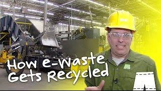 How e-Waste Is Recycled | GreenShortz