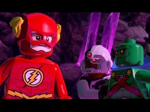 LEGO Batman 3: Beyond Gotham - Walkthrough Part 14 - Power of Love