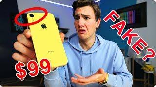 $99 Fake iPhone XR - How Bad Is It?