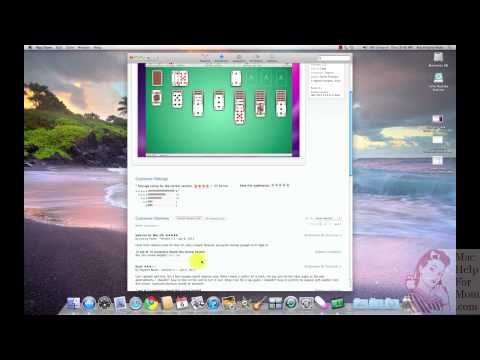 How to Install an App from the Mac App Store