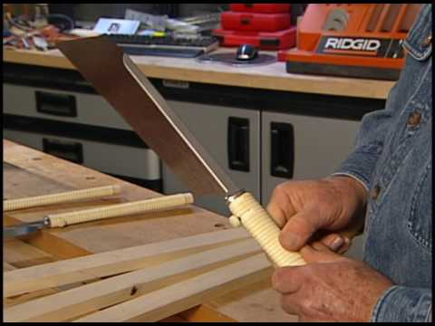 The Advantages of Japanese Hand Saws