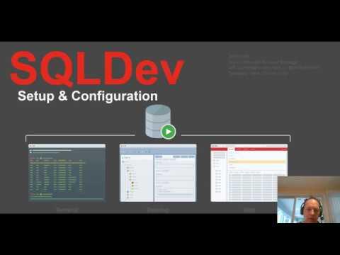 Oracle SQL Developer: Setup and Configuration