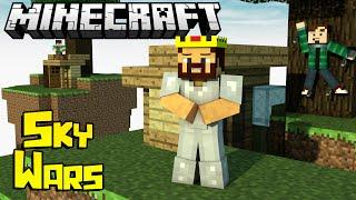 КОМАНДНАЯ БИТВА - Minecraft Скай Варс (Mini-Game)