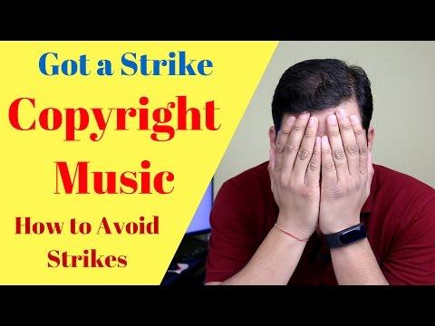 Got a Copyright Strike | You Should not do this