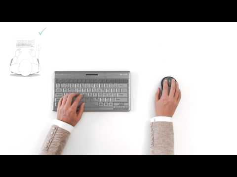 Why is a compact keyboard better than a fullsize?